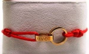 Cartier Love Charity Bracelet, fake, how to spot a fake, cartier, love bracelet