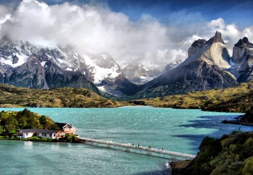 Torres del Paine, Patagonia, Chile, national parks, travel destinations, luxury travel