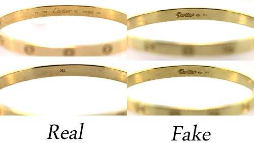 how to tell if cartier bracelet is real, spot fake cartier, fake cartier bracelet