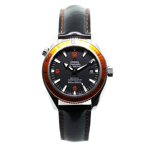 Omega Seamaster Professional Stainless Steel Gents Watch, preonwed omega boca