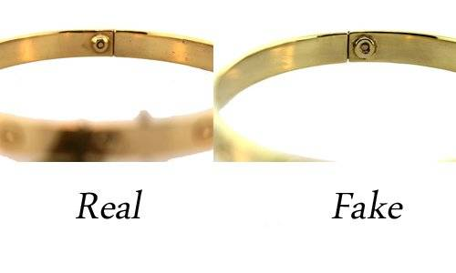 Cartier Love Bangle Authentication