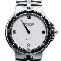 Pre-Owned Raymond Weil Stainless Steel Gent's Watch
