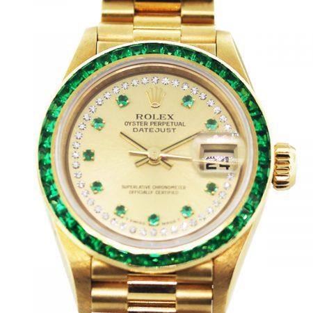 rolex datejust 69108 ladies watch