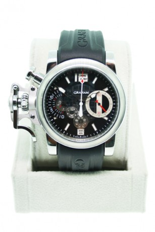 Used Graham Chronofighter R.A.C. Skeleton 2CRBS Gents Watch