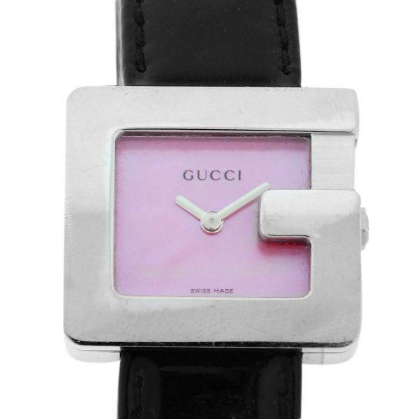You are viewing this Gucci 3600 18K White Gold Ladies Watch