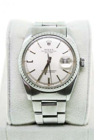Pre-Owned Rolex Datejust 1603 Gents Watch