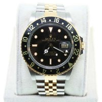 Pre-Owned Rolex GMT-Master 16753 Stainless Steel Gents Watch