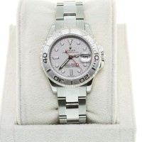 Used Rolex Yachtmaster 169622 Ladies Stainless Steel Watch
