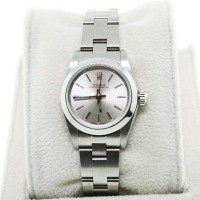 Pre-Owned Rolex Non Date 67180 Oyster Dial Ladies Watch
