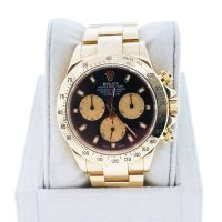 Rolex Daytona 116528 Paul Newman Dial Watch