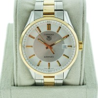 Tag Heuer Carrera Two Tone Watch WV215A