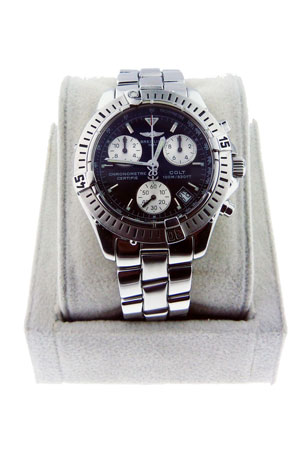 Breitling Colt A73350 Stainless Steel Watch