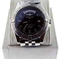 Breitling Windrider A45355 Stainless Steel Watch