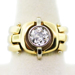Pre-Owned One Carat White Diamond Mens Ring, sell mens jewelry boca raton, sell gold boca raton