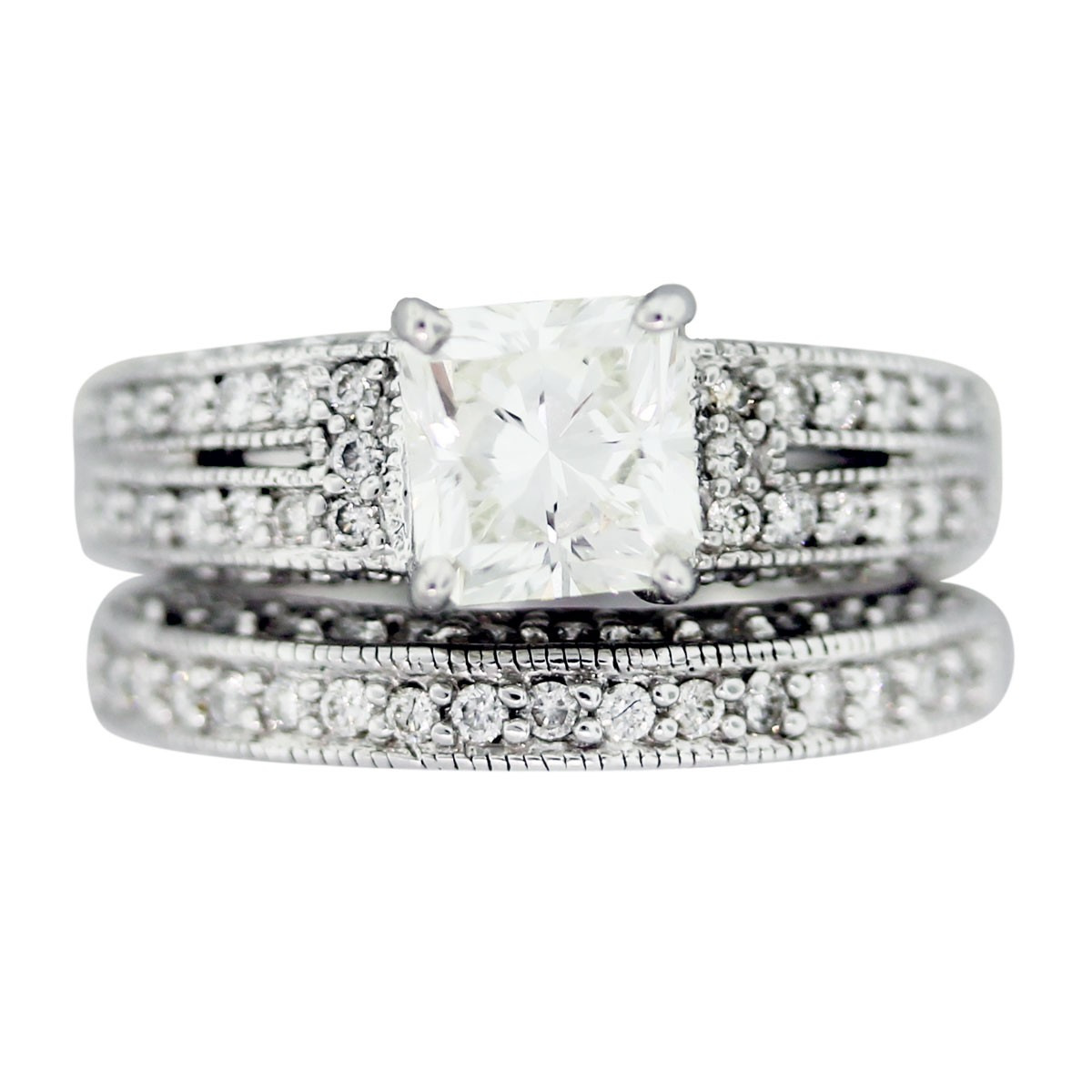 Non Traditional Wedding Rings