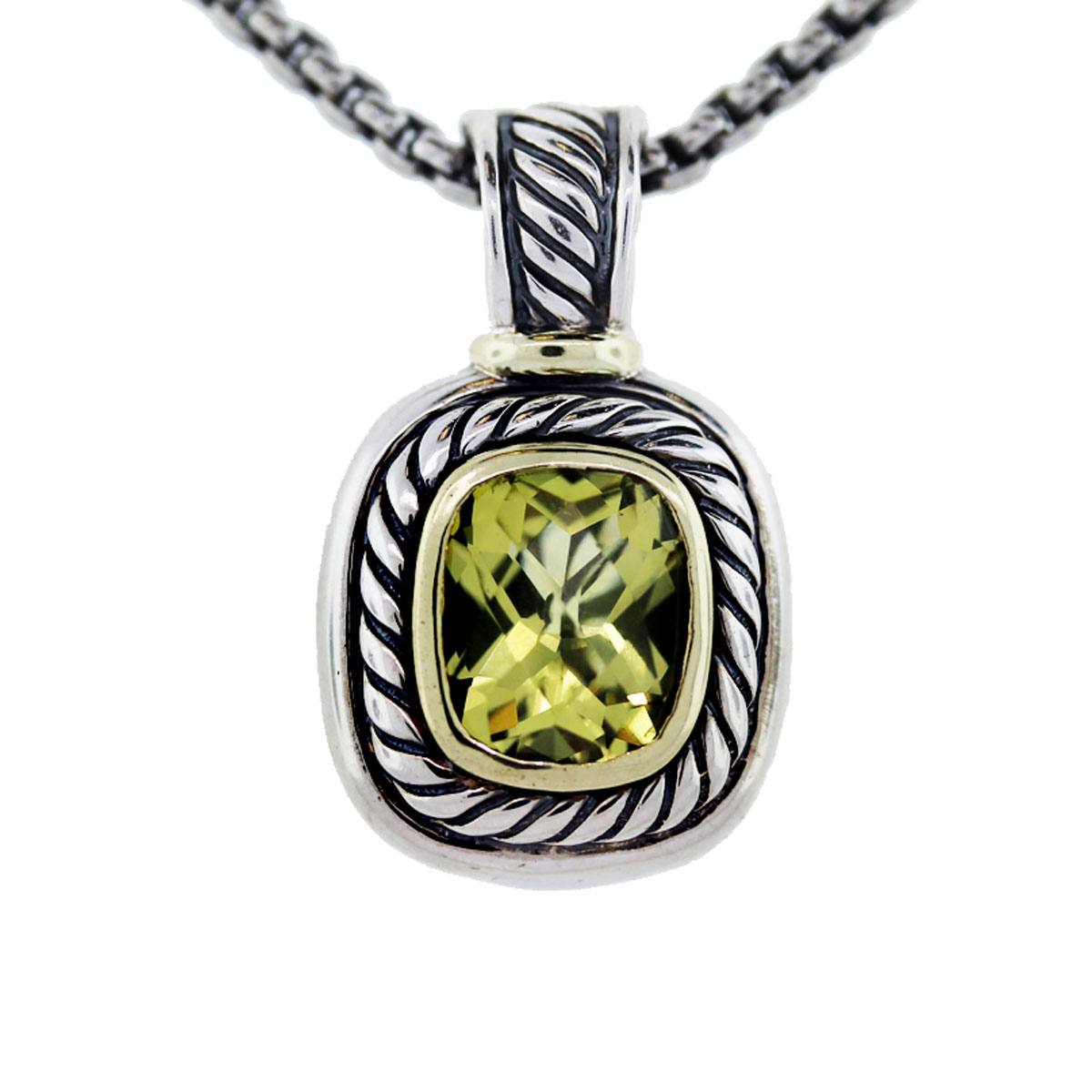 David Yurman Peridot
