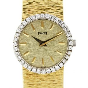 Piaget Yellow Gold Watch