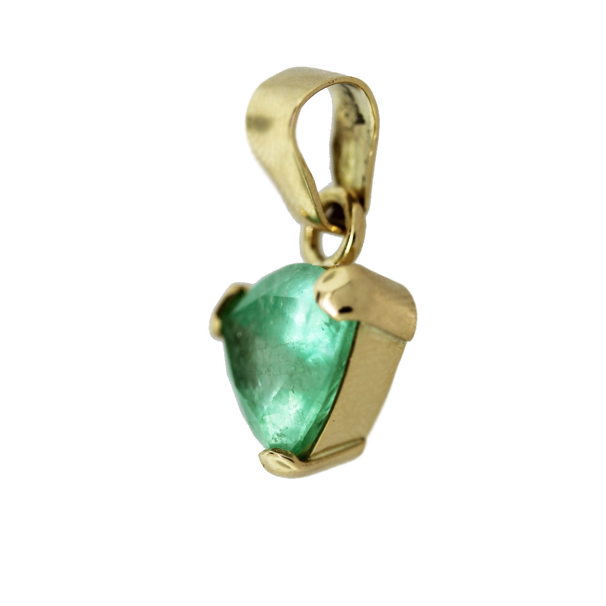 Side View of Pendant