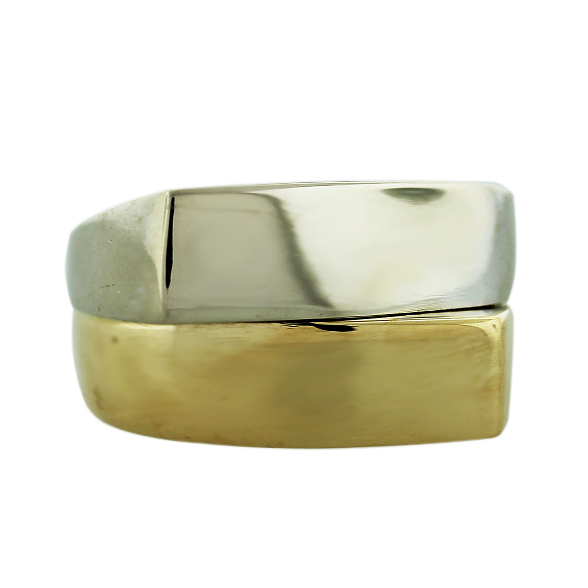 Abstract Geometric Ring