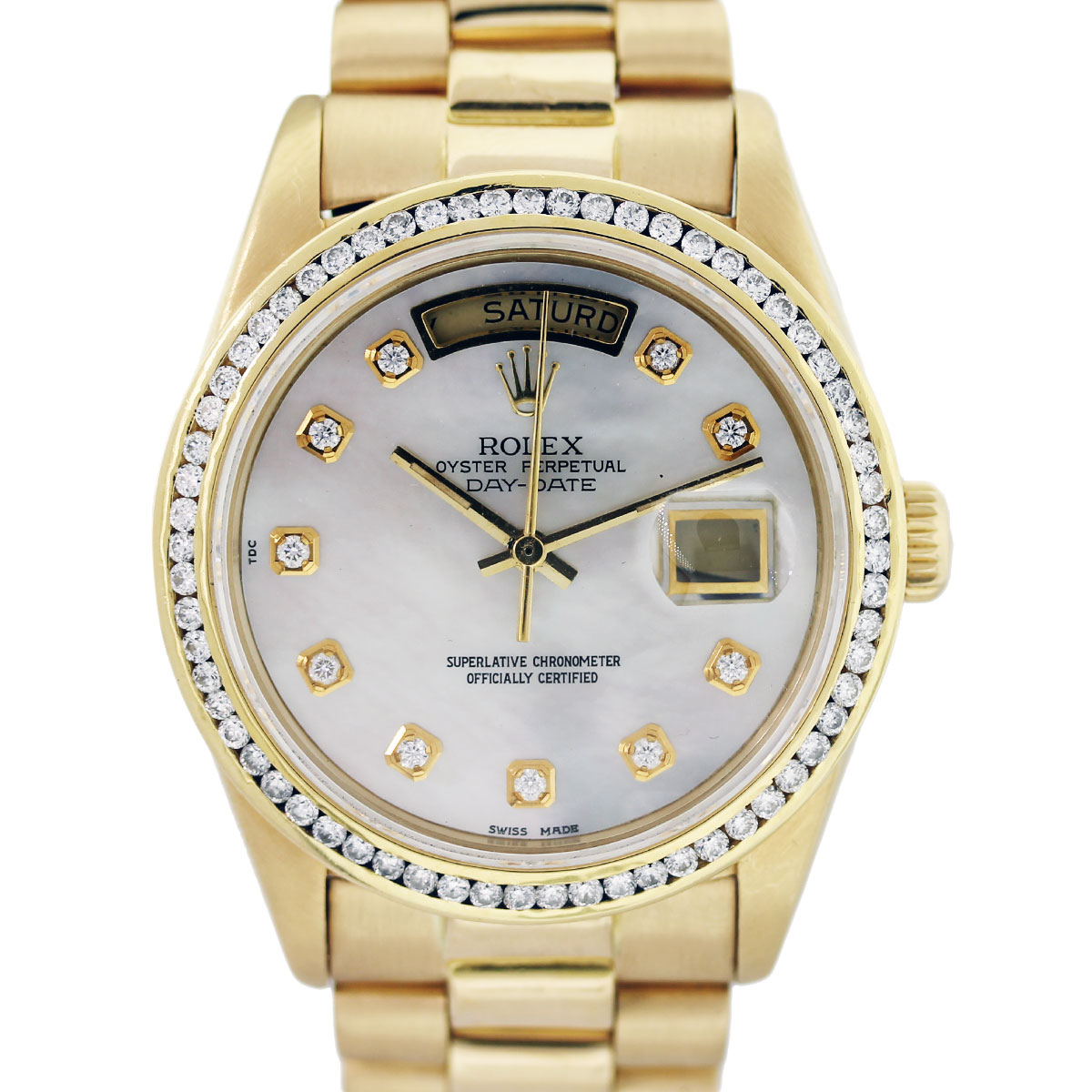 Tiffany Engagement Rings Round Rolex 18038 President ...