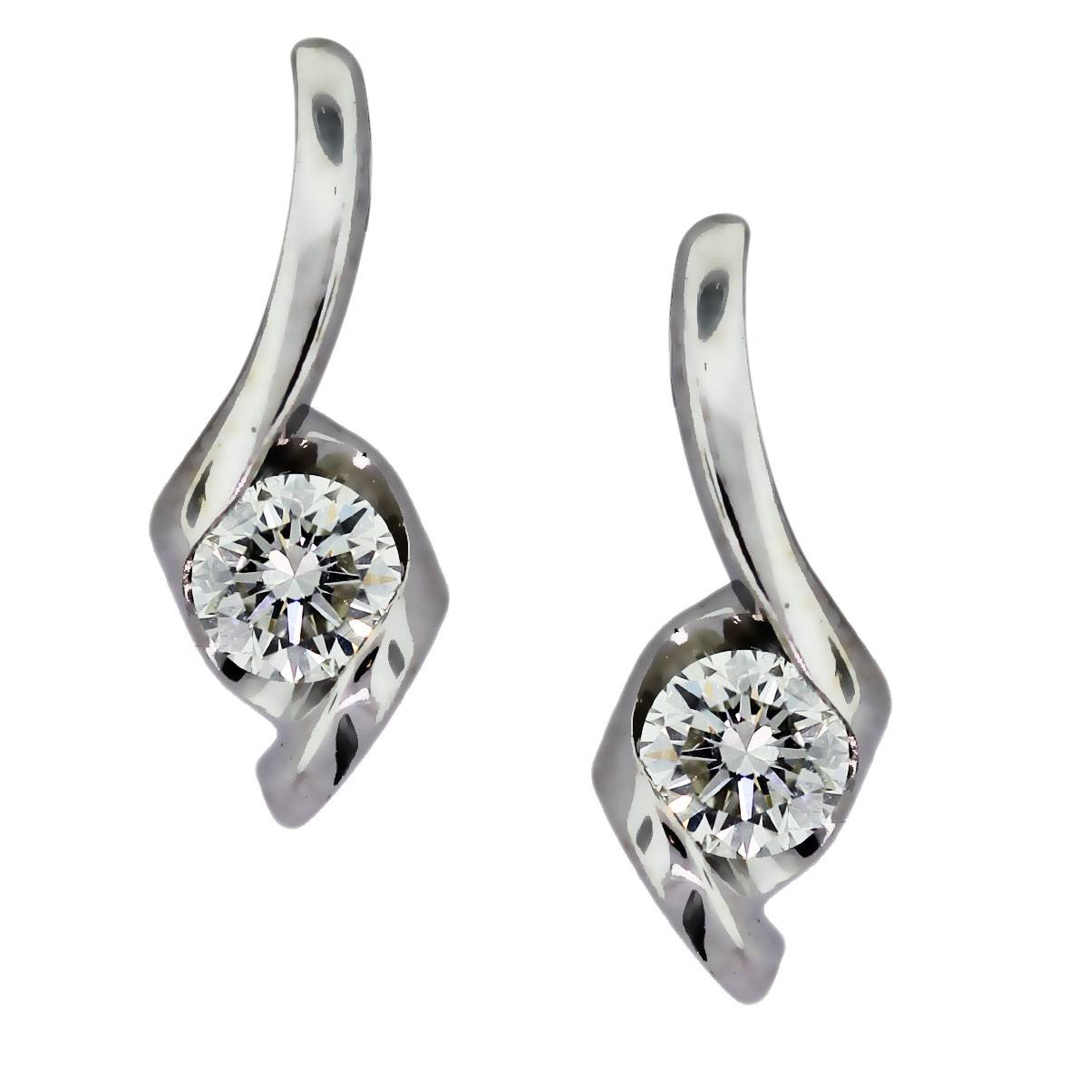 diamond drop earrings boca raton