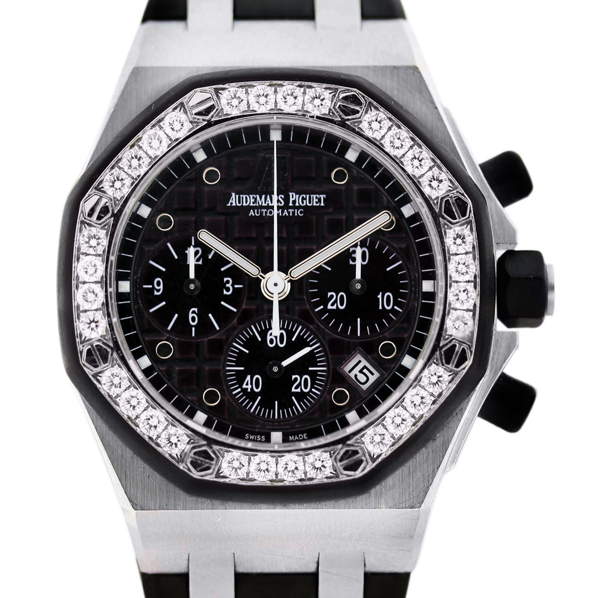 Audemars Piguet Diamond Bezel