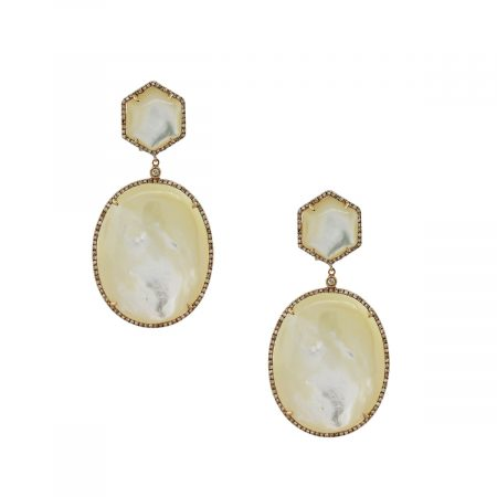 MOP Drop Earrings