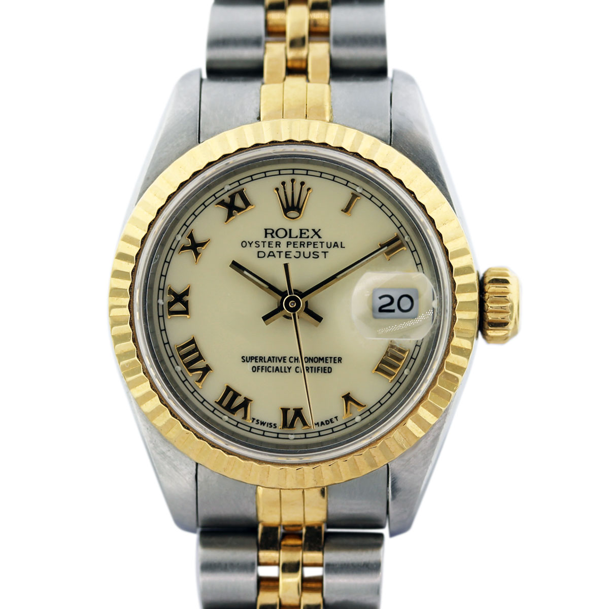 c6399380d41bb Rolex Datejust Two Tone Ladies - cheap watches mgc-gas.com