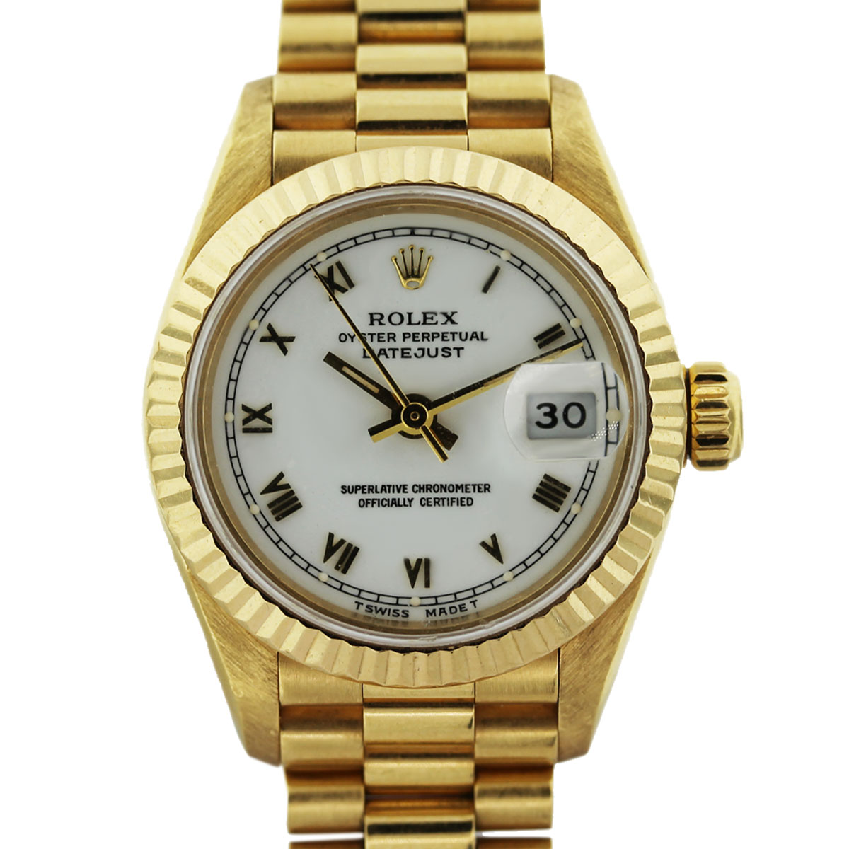 Yellow Gold Rolex Presidential