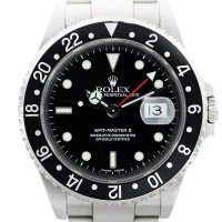 Rolex GMT Master II 116710 Stainless Steel Mens Watch