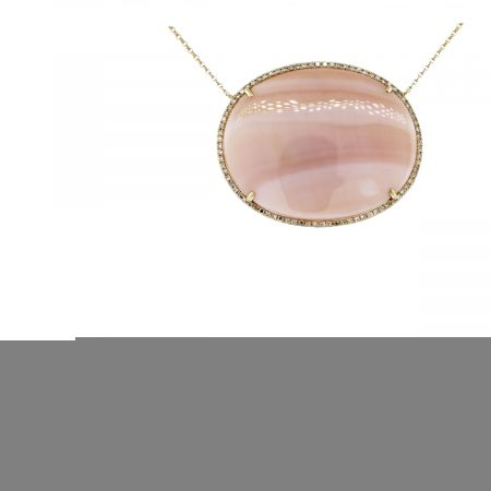GOld Pearl Necklace Pendant