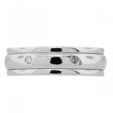 Platinum Diamond Mens Wedding Band