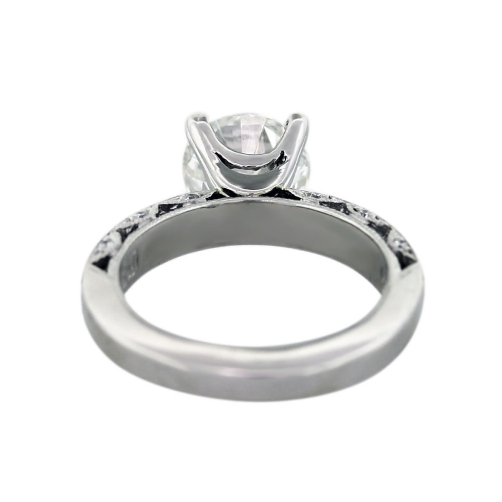 Tacori Platinum 2 22Ctw Diamond Engagement Ring Boca Raton