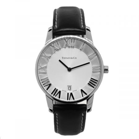 Tiffany & Co. Atlas Dome Stainless Steel Watch