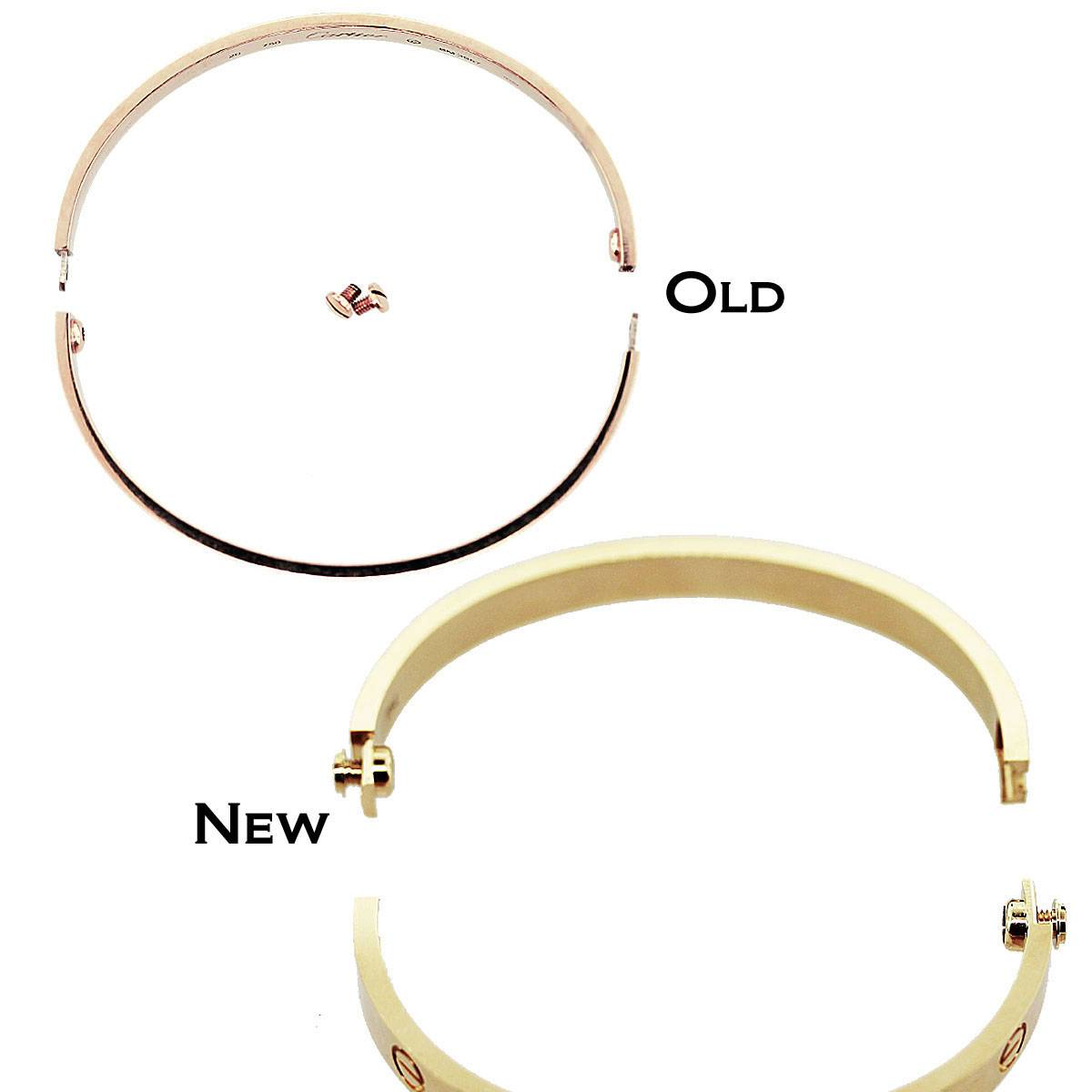 product michael in gallery normal a bracelet metallic lyst how pave bangle cuff goldclear to bar kors gold open bangles jewelry