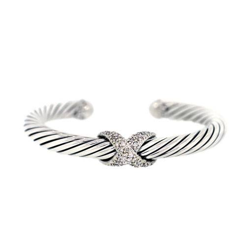 David Yurman X Collection Bracelet
