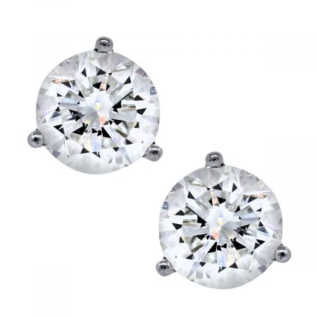 Diamond Stud Earrings