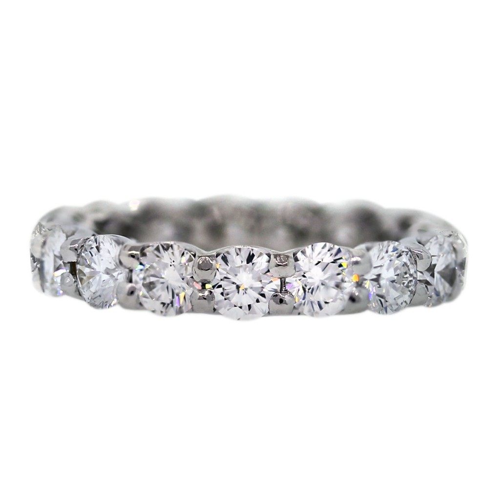 Beautiful Diamond Bands: Beautiful Diamond Eternity Bands
