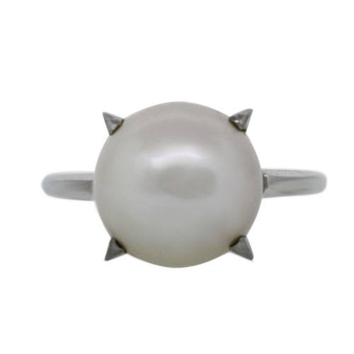10.20mm Pearl Cocktail Ring