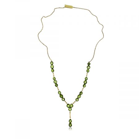 You are viewing this gorgeous Peridot Necklace!