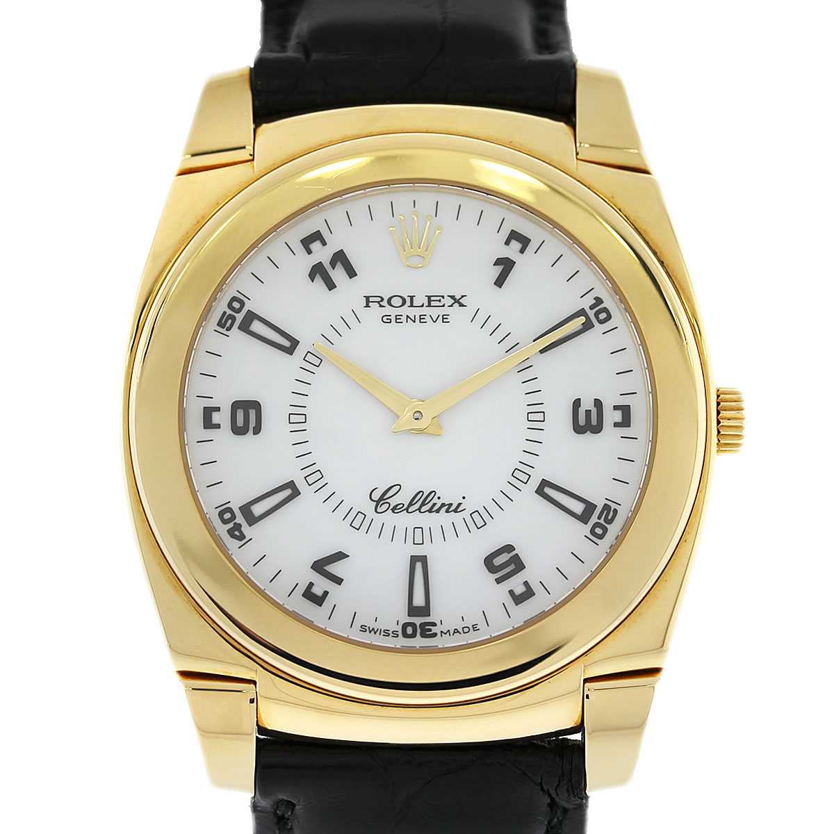 Yellow Gold Rolex Cellini