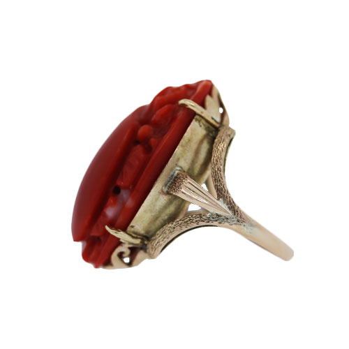 Pre Owned Coral Jewelry