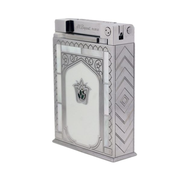 Platinum Plated Table Lighter