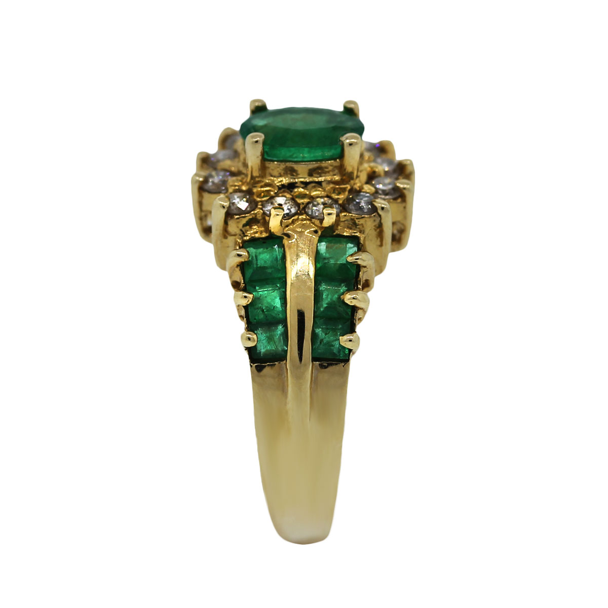 Pre Owned Diamond and Gemstone Rings