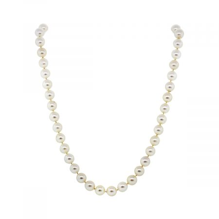 Estate Pearl Necklaces