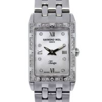 Raymond Weil Tango 5971 Mother of Pearl Dial Watch