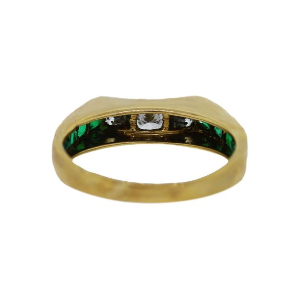 Pre Owned Yellow Gold Ring