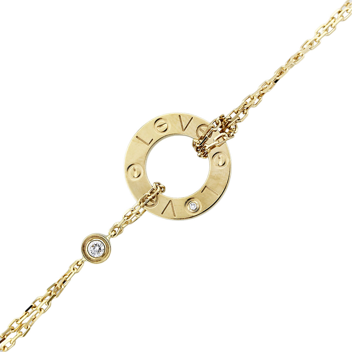 Cartier Love Diamond Chain Bracelet In Yellow Gold. Cushion Cut Earrings. Grandchild Bracelet. Arrow Bracelet. Forever Necklace. Where To Buy Bangle Bracelets. Wood Engagement Rings. Mosaic Watches. Anchor Pendant