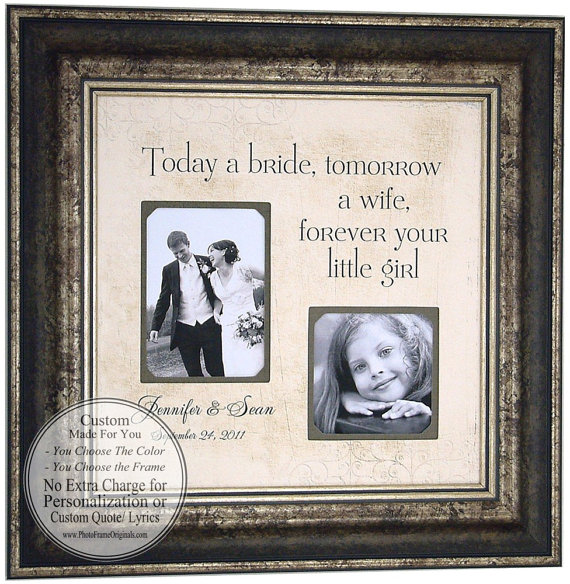 Wedding Parents Gifts: 5 Cute Parents Wedding Gifts