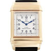 Omega Museum Collection 18k Rose Gold Limited Edition Museum Watch